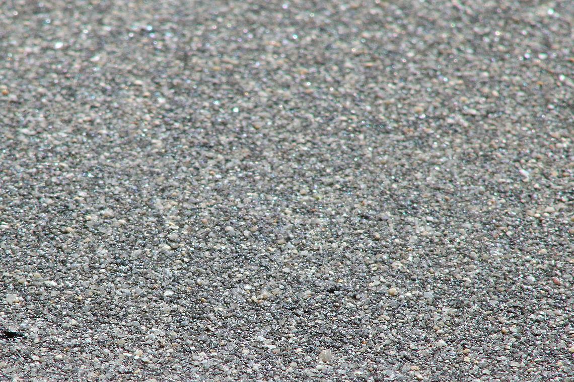 asfalto fundido siliceado